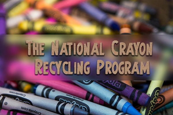 Rainbow Crayons - The National Crayon Recycle Text FIXED 600x400